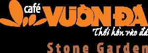 logo cà phê vườn đá